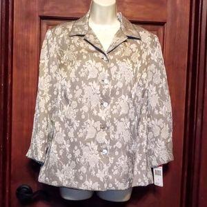 RAFAEL Size 8 Womans Jacket